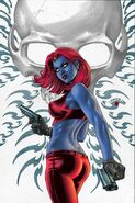 Mystique Vol 1 1 Textless