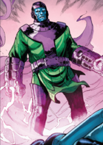 Nathaniel Richards (Kang) (Earth-21923) from Old Man Quill Vol 1 10 001
