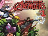 New Avengers Vol 4 1