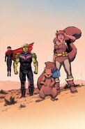 New Avengers Vol 4 11 Textless