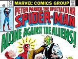 Peter Parker, The Spectacular Spider-Man Vol 1 50