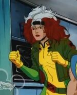 Rogue (Earth-121193) from X-Men The Animated Series Season 2 7 0001