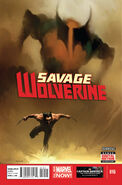 Savage Wolverine Vol 1 16