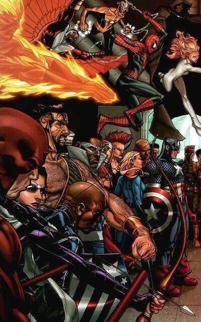 Secret Avengers (Civil War) (Earth-616) from Civil War Vol 1 6