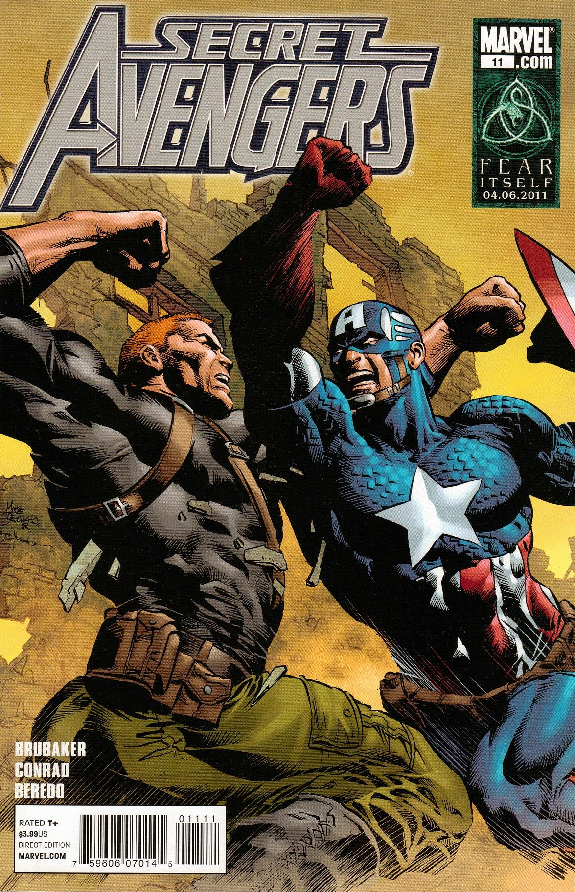 Secret Avengers Vol 1 11