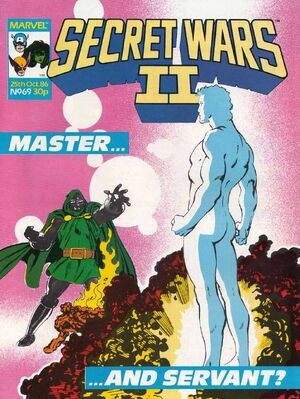 Secret Wars II (UK) Vol 1 69