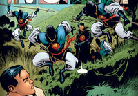 Shadow Warriors (Earth-616) from Agents of Atlas Vol 1 2 001