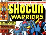 Shogun Warriors Vol 1 16