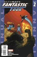 Ultimate Fantastic Four Annual Vol 1 2