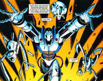 Ultron (Earth-730834) from Avengers United They Stand Vol 1 1 0001