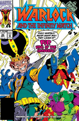 Warlock and the Infinity Watch Vol 1 20