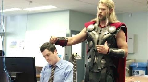 What Thor Was Doing During Captain America Civil War (Comic-Con 2016) Thor Ragnarok HD
