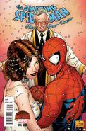 Amazing Spider-Man Renew Your Vows Vol 1 5 Quesada Variant A