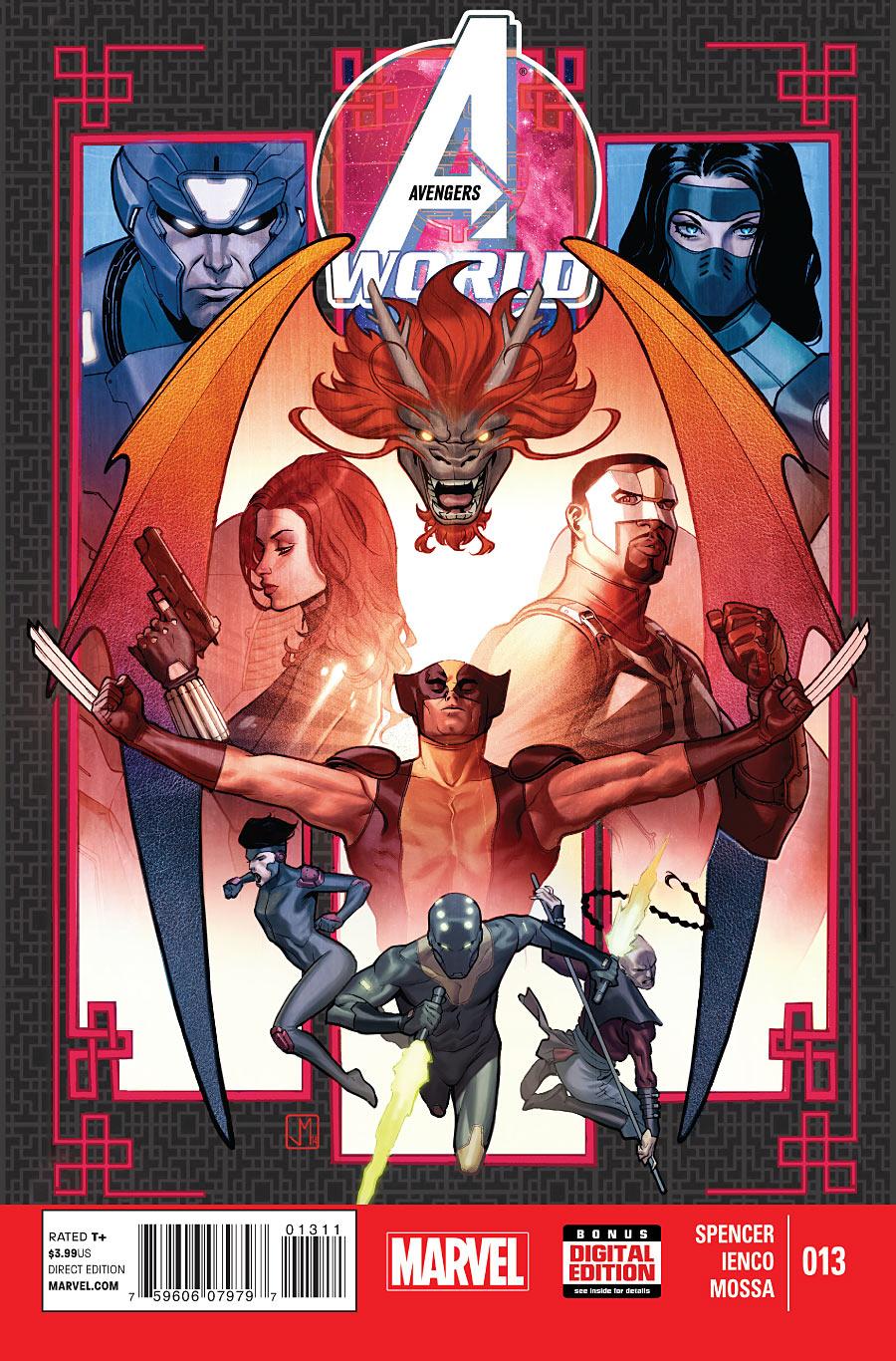 Avengers World Vol 1 13 | Marvel Database | FANDOM powered by Wikia