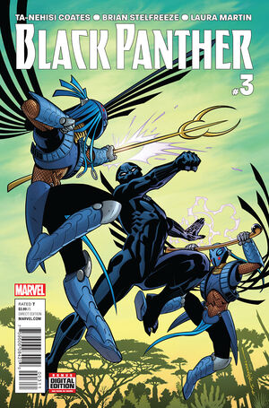 Black Panther Vol 6 3