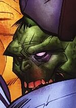 Bruce Banner (Earth-21050) from Marvel Zombies Evil Evolution Vol 1 1 001