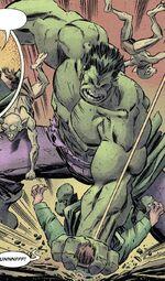 Bruce Banner (Earth-TRN783) from Deadpool's Art of War Vol 1 3