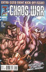 Chaos War Vol 1 1
