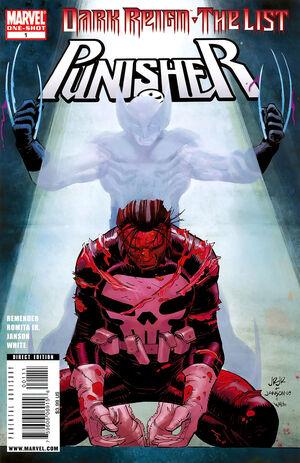 Dark Reign The List - Punisher Vol 1 1