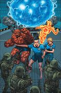Fantastic Four First Family Vol 1 2 Textless