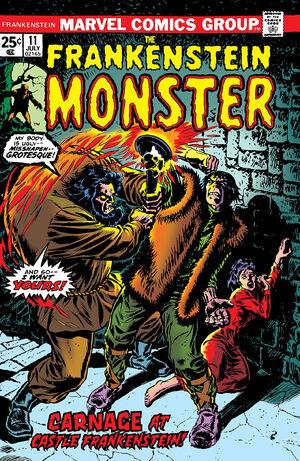 Frankenstein Vol 1 11