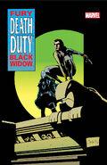 Fury Black Widow Death Duty Vol 1 1