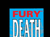 Fury / Black Widow: Death Duty Vol 1 1