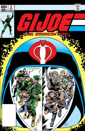 G.I. Joe A Real American Hero Vol 1 6