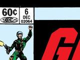 G.I. Joe: A Real American Hero Vol 1 6