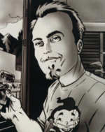 Gene Byrne (Earth-616) from Spider-Man The Final Adventure Vol 1 2 001