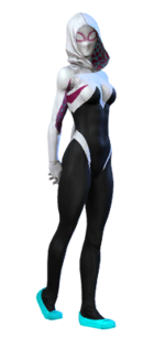 Gwendolyn Stacy (Earth-TRN258) from Marvel Heroes (video game) 001