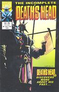 Incomplete Death's Head Vol 1 6