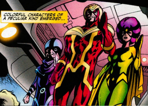 Inhumans (Inhomo supremis) from ClanDestine Vol 2 2 0001