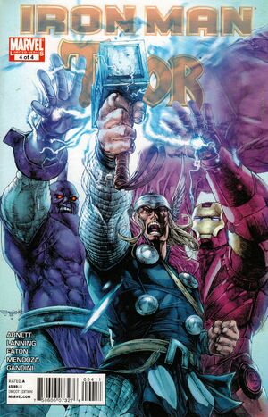 Iron Man Thor Vol 2 4