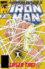 Iron Man Vol 1 260