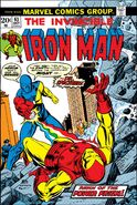 Iron Man Vol 1 63