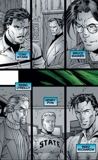 Knights of the Atomic Round Table (Earth-616) from Fantastic Four Vol 2 5 0001