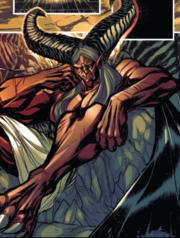 Marduk Kurios (Earth-616) from Spirits of Vengeance Vol 1 4 001