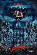 Marvel's Daredevil teaser poster 002
