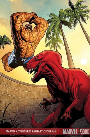 File:Marvel Adventures Fantastic Four Vol 1 41 Textless.jpg