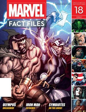 Marvel Fact Files Vol 1 18