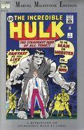 Marvel Milestone Edition Incredible Hulk Vol 1 1