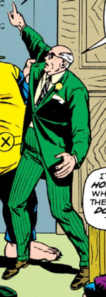 Philbert (Earth-616) from X-Men Vol 1 20 001