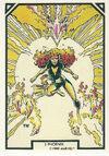 Phoenix Force (Earth-616) from Arthur Adams Trading Card Set 0001