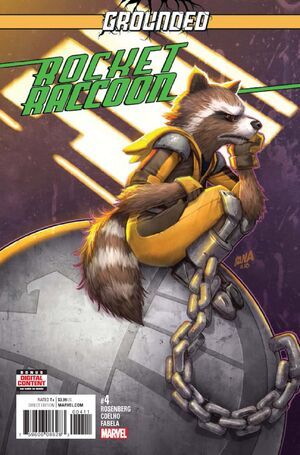 Rocket Raccoon Vol 3 4