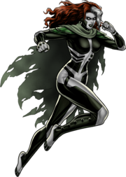 Rogue (Anna Marie) (Earth-12131) from Marvel Avengers Alliance 003