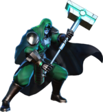 Ronan (Earth-TRN765) from Marvel Ultimate Alliance 3 The Black Order 002