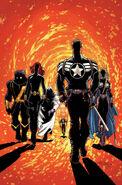 Secret Avengers Vol 1 19 Variant Textless