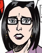 Serra Carson (Earth-77013) Spider-Man Newspaper Strips 002