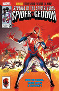 Spider-Geddon Vol 1 0 Campbell Exclusive Variant